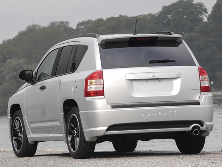 Jeep Compass Rallye Group уже в России